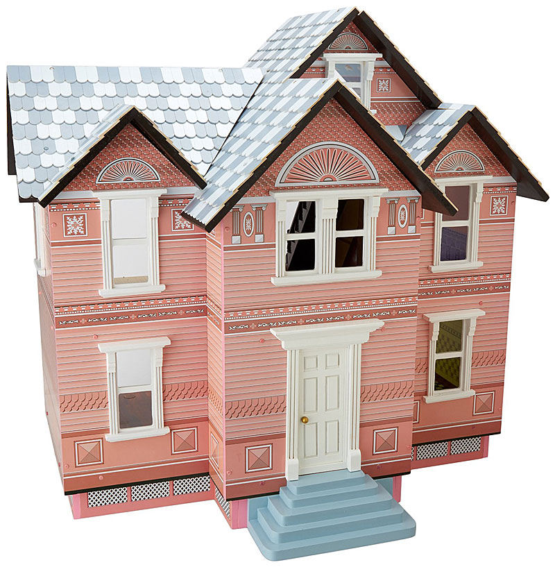 Melissa & Doug Victorian Doll's House Review