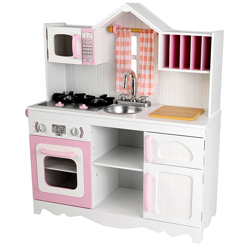 Kidkraft Modern Country Kitchen Set