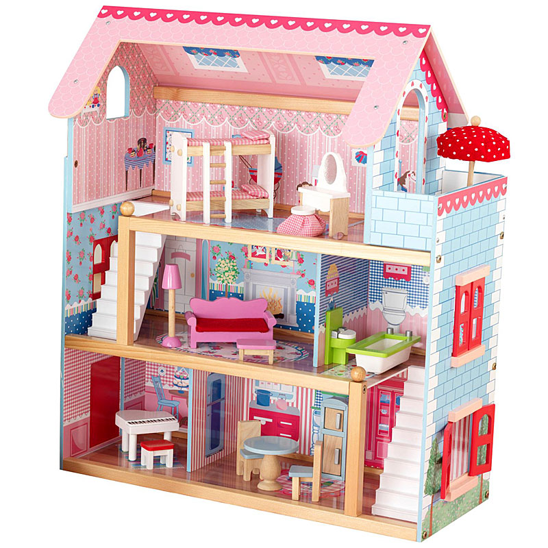 Kidkraft 65054 Chelsea Doll Cottage Review