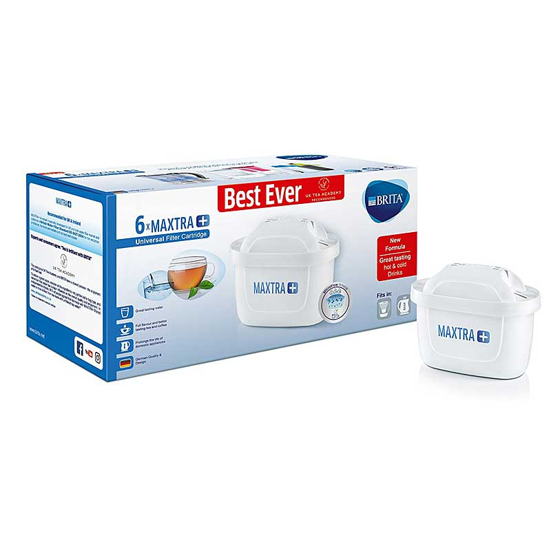 BRITA Maxtra+ Water Filter Cartridges,