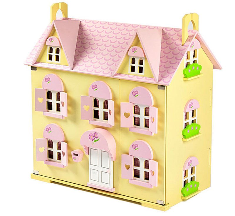 Butterbee Cottage Wooden Dolls House Review
