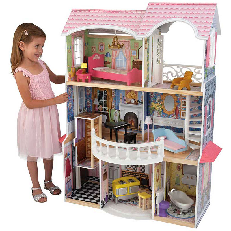 KidKraft Magnolia Mansion Dolls House Review