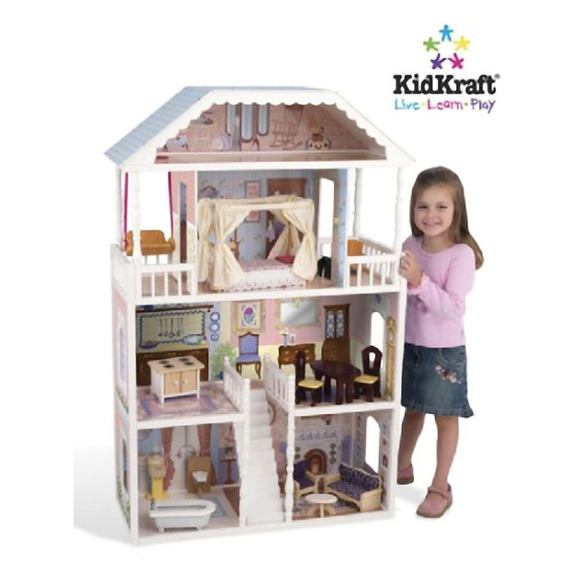 Kidkraft Savannah Dolls House Review