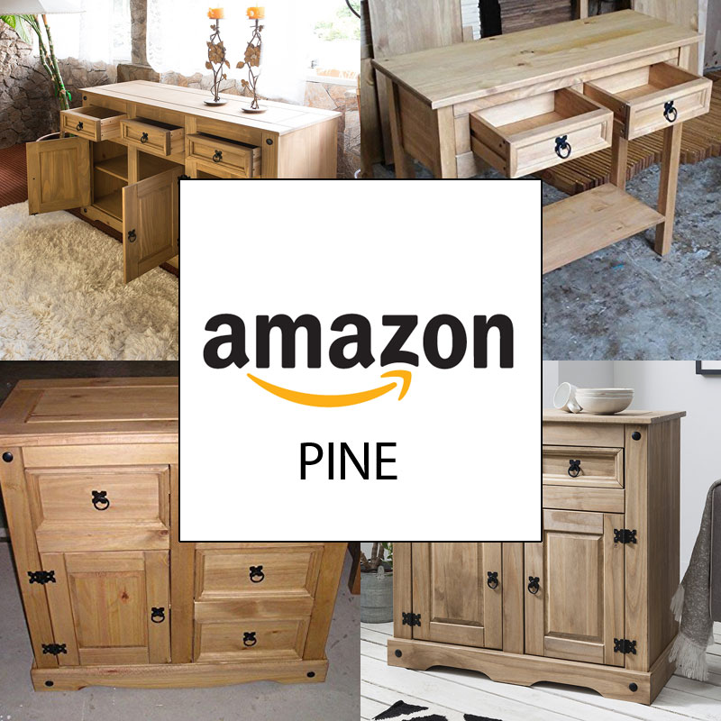 Pine Wood Furniture Range