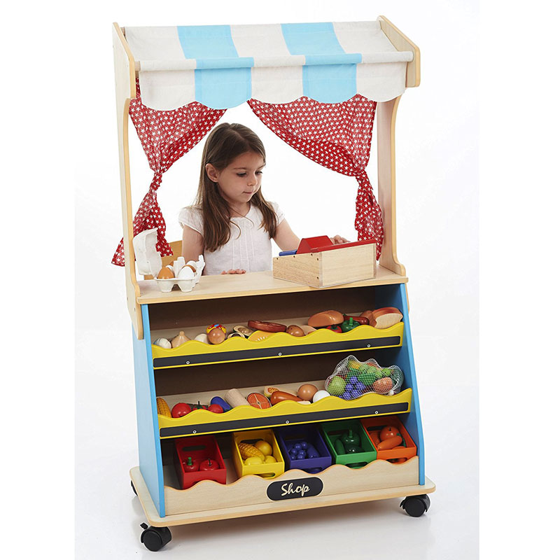 Commotion Wooden Play Shop & Play Theatre
