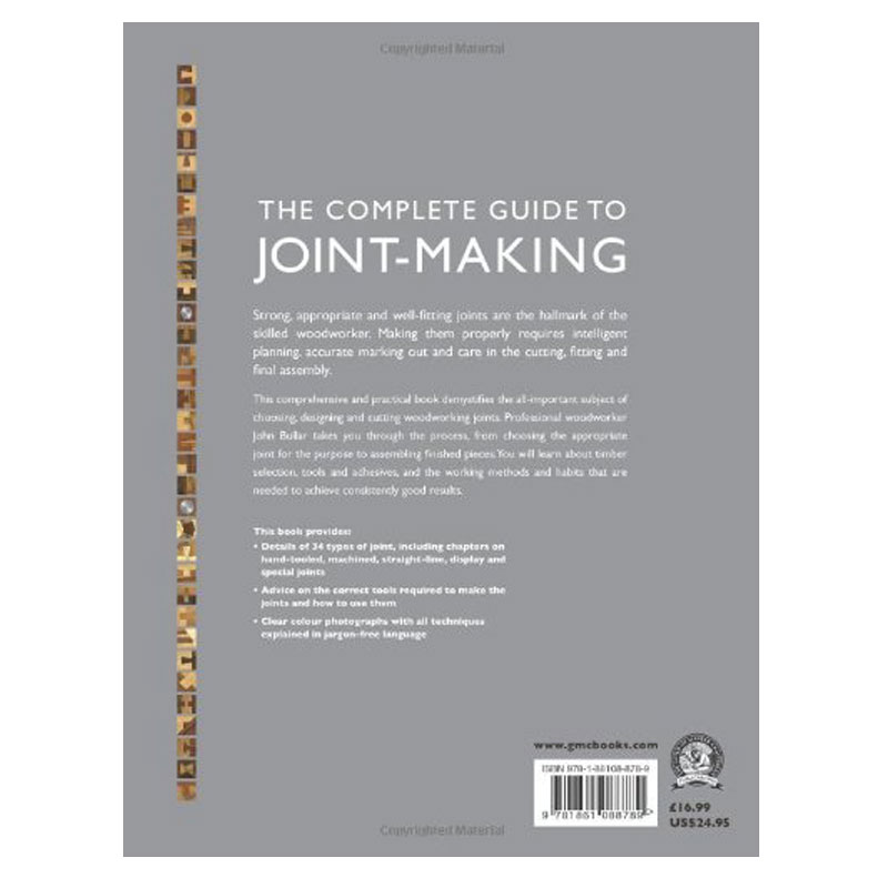 The Complete Guide to Joint Making