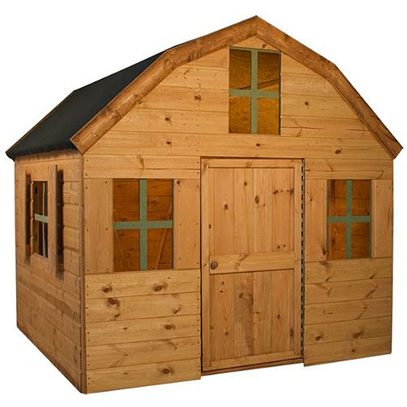 Dutch Style Waltons Wooden Playhouse Review