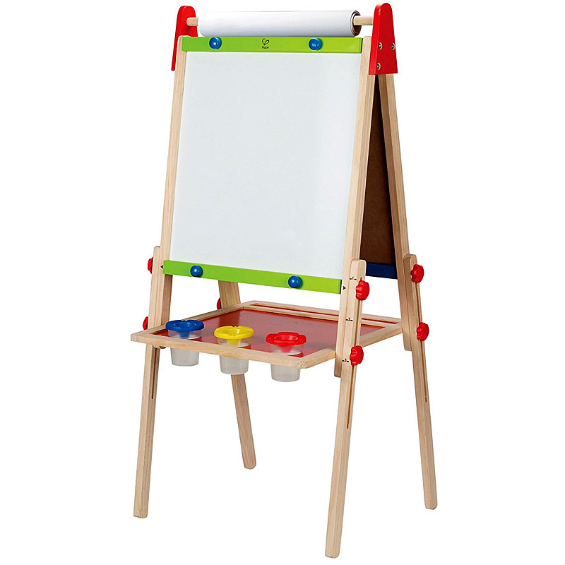 Hape HAP-E1010 All-in-One Wooden Child's Easel Reviews
