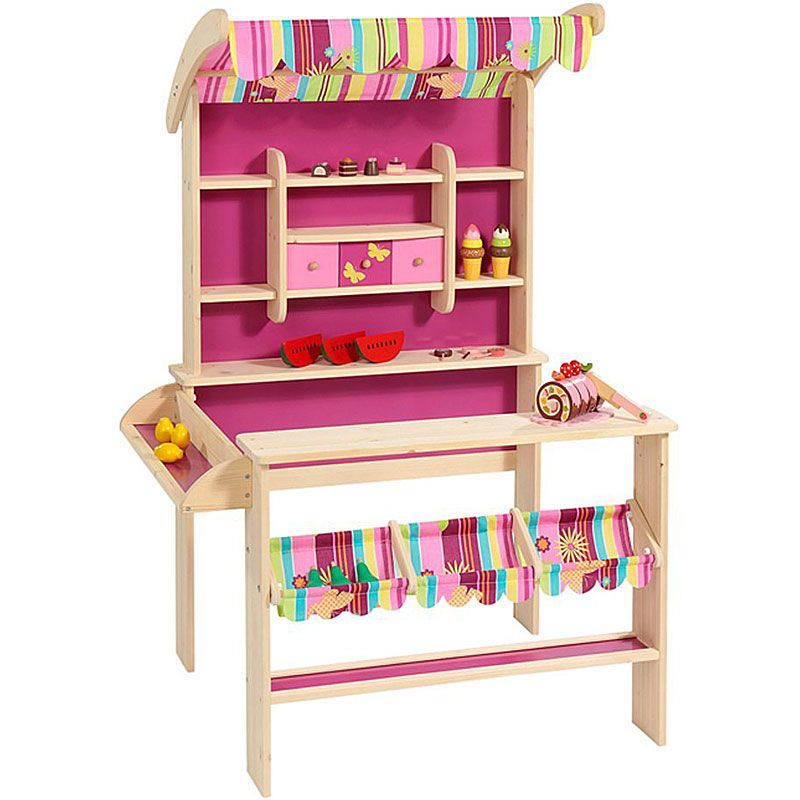 Howa Lovely Wooden Toy Shop / Play Shop 47462 Reviews