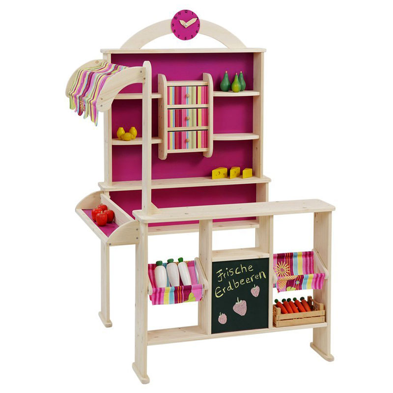 Howa Big Modern Wooden Play Shop - Toy Shop Reviews