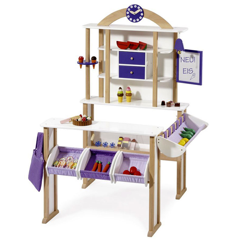 Howa Modern Wooden Play Toy Shop Reviews - Model 4749