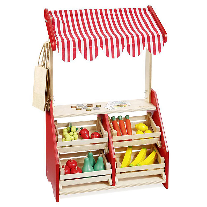 wooden play shops give the gift of a wooden toy shop. Black Bedroom Furniture Sets. Home Design Ideas