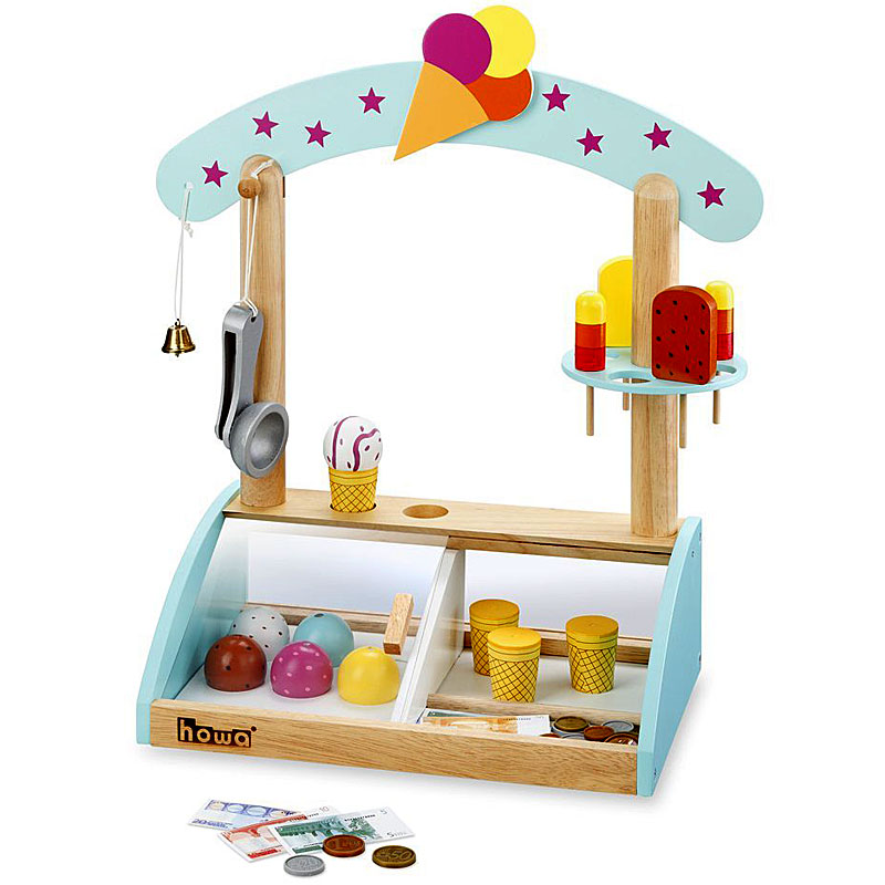 Howa Wooden Ice Cream Shop 4861 - Wooden Play Shop Reviews