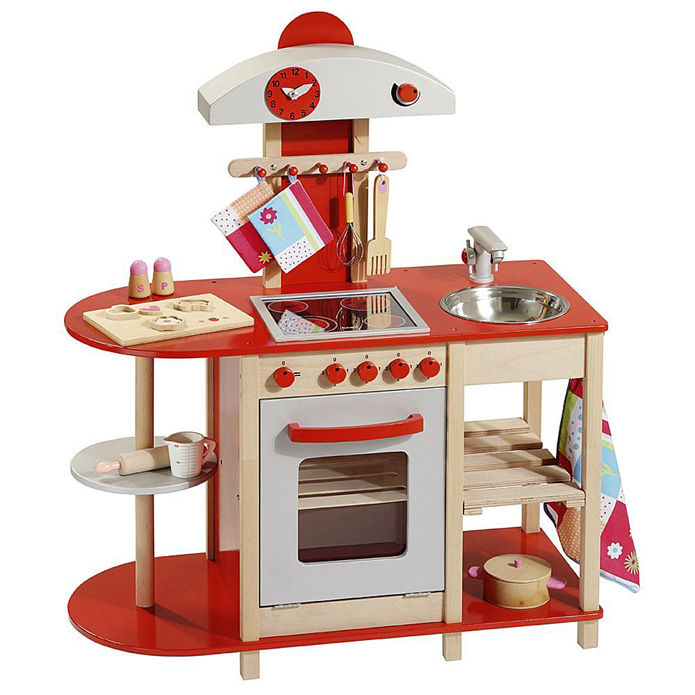 Howa Wooden Play Kitchen 48151 - Wooden Toy Kitchen