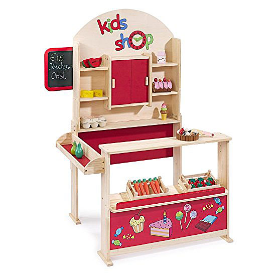 Howa Wooden Toy Play Shop 4750