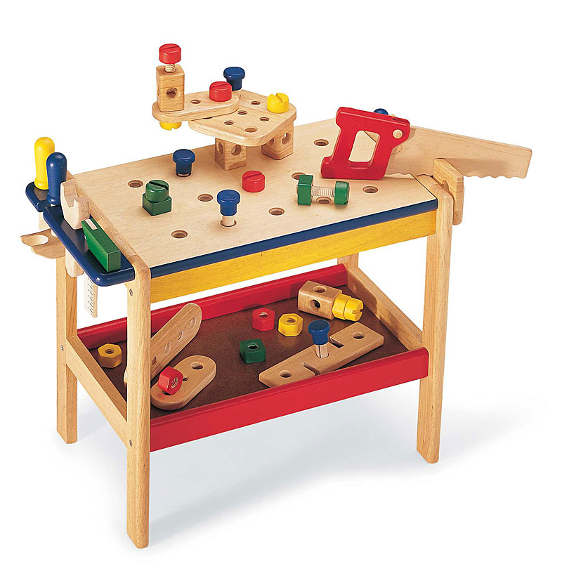 John Crane Pintoy Wooden Workbench Review
