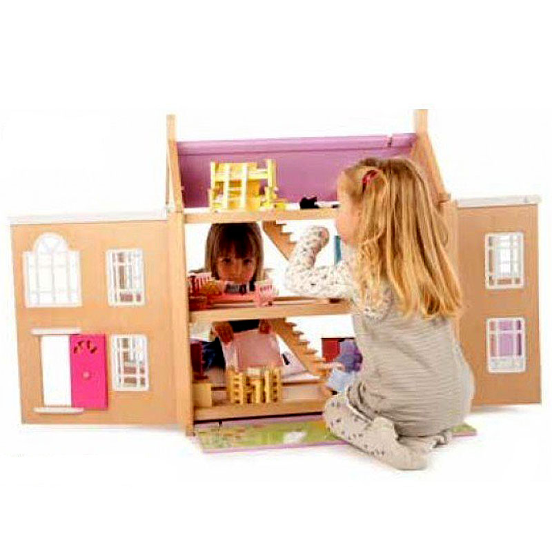 John Crane Tidlo Tidlington Dolls House Review