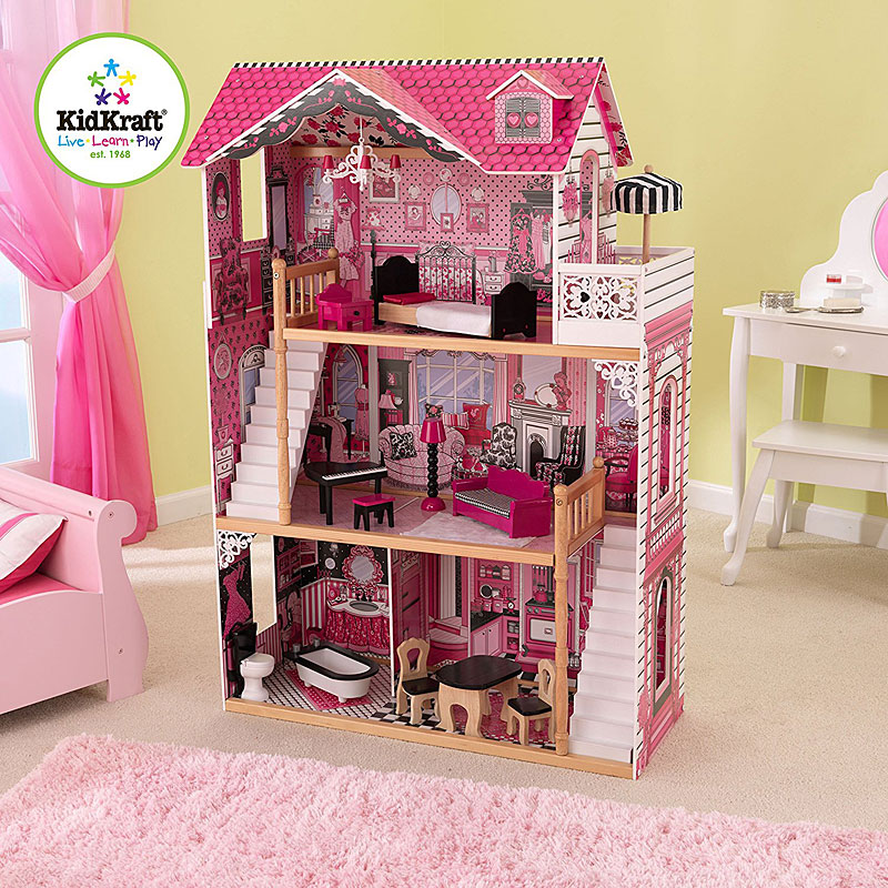 KidKraft Amelia Dollhouse - Wooden Dolls House Reviews