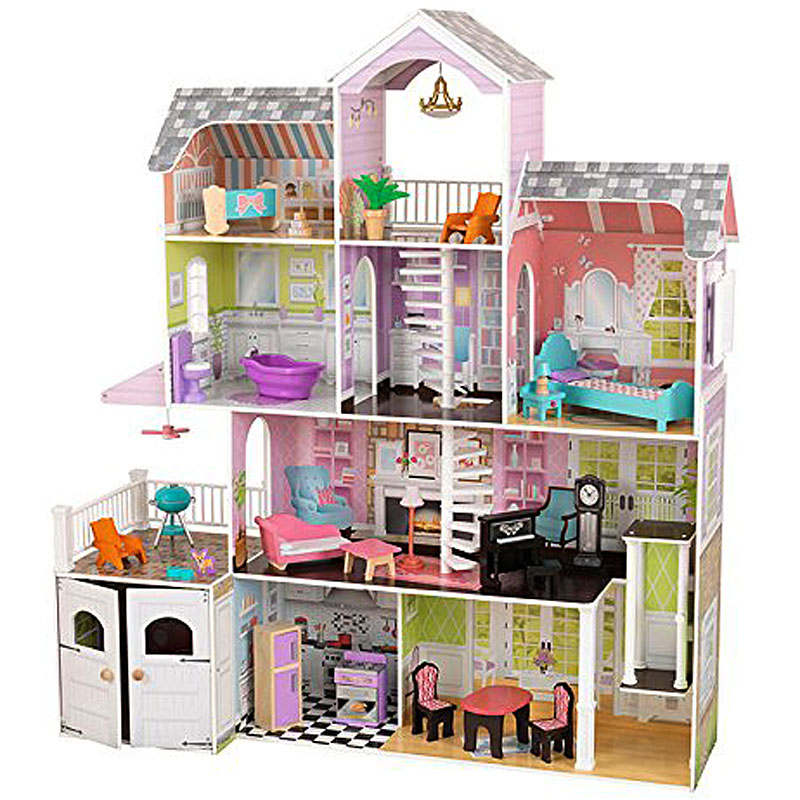 KidKraft Grand Estate Luxury Dolls House