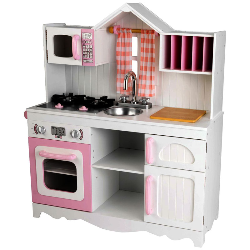 Kidkraft Modern Country Kitchen Set Review