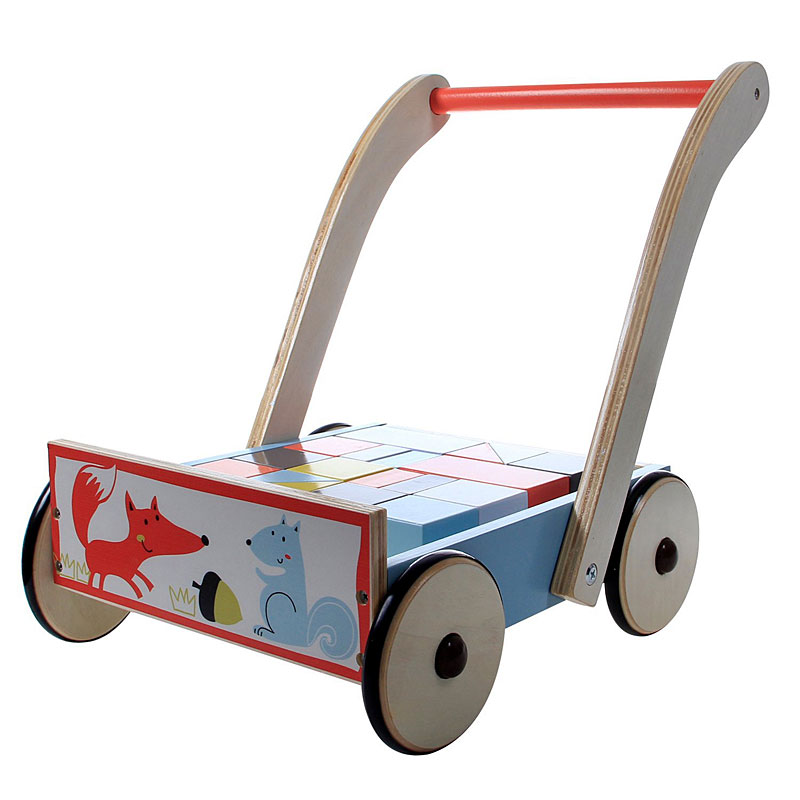 Labebe Baby Walkers, 3-in-1 Use as Push Along Toys