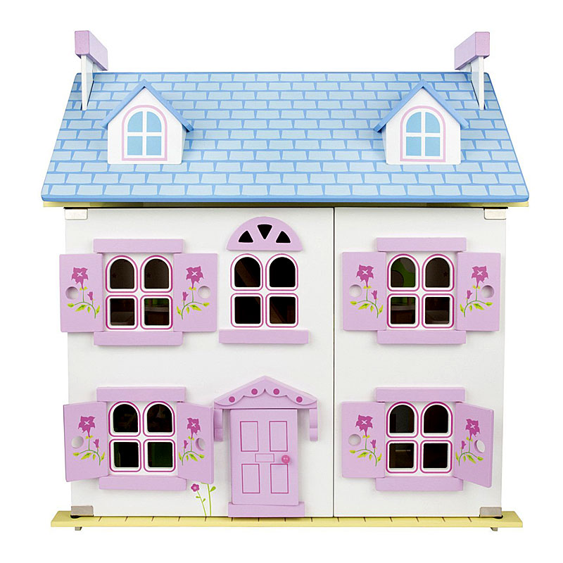 Leomark Alpine Dolls House with furniture and dolls - Reviews
