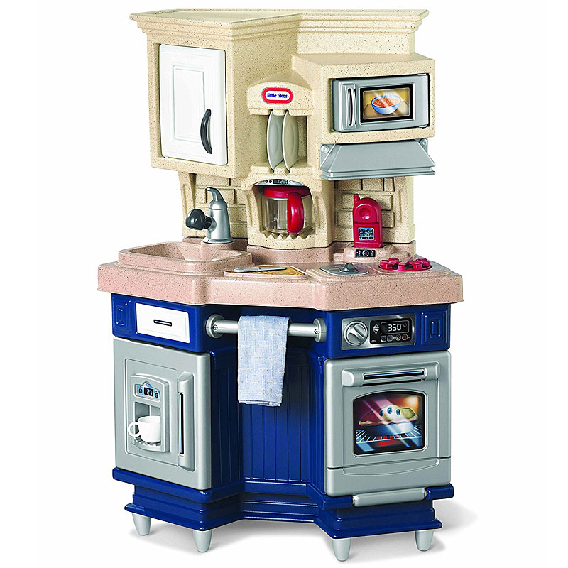 Little Tikes Super Chef Wooden Play Kitchen Reviews