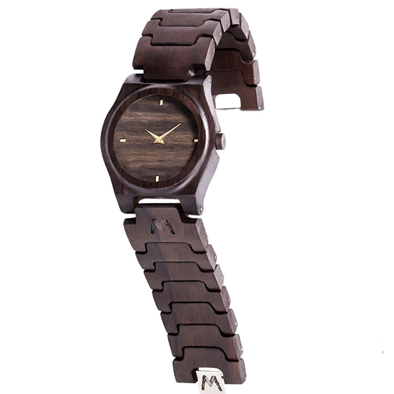 Matoa Handmade wooden watch for men - Hand Crafted