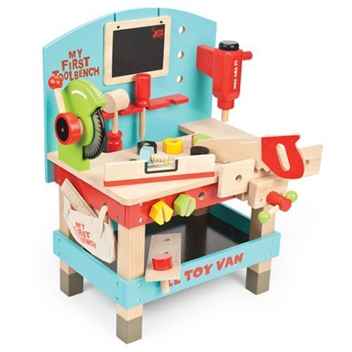 Le Toy Van - My First Toolbench - Workbench