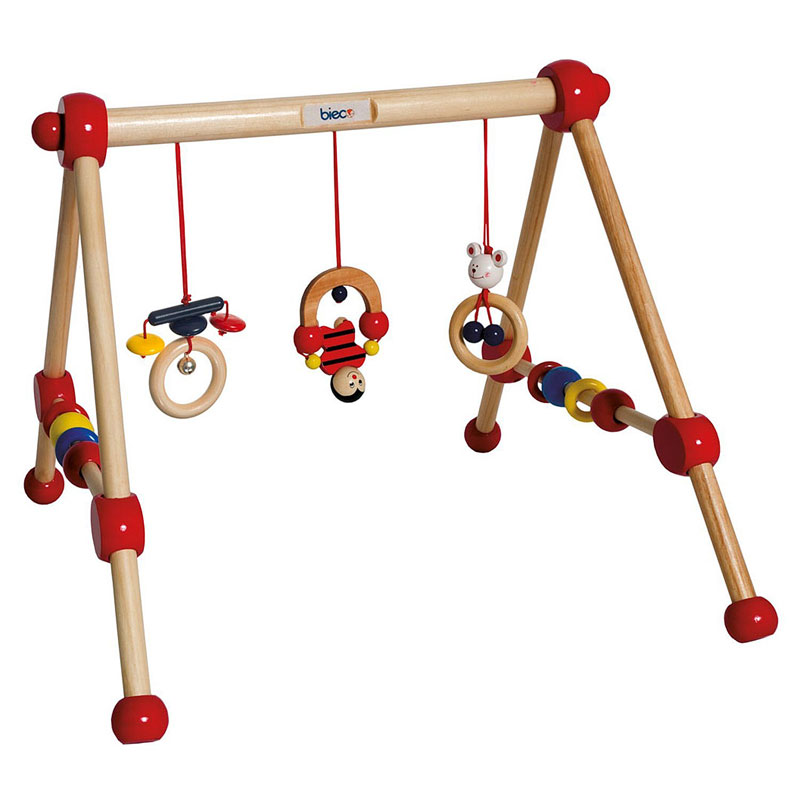 My First Wooden Baby Gym