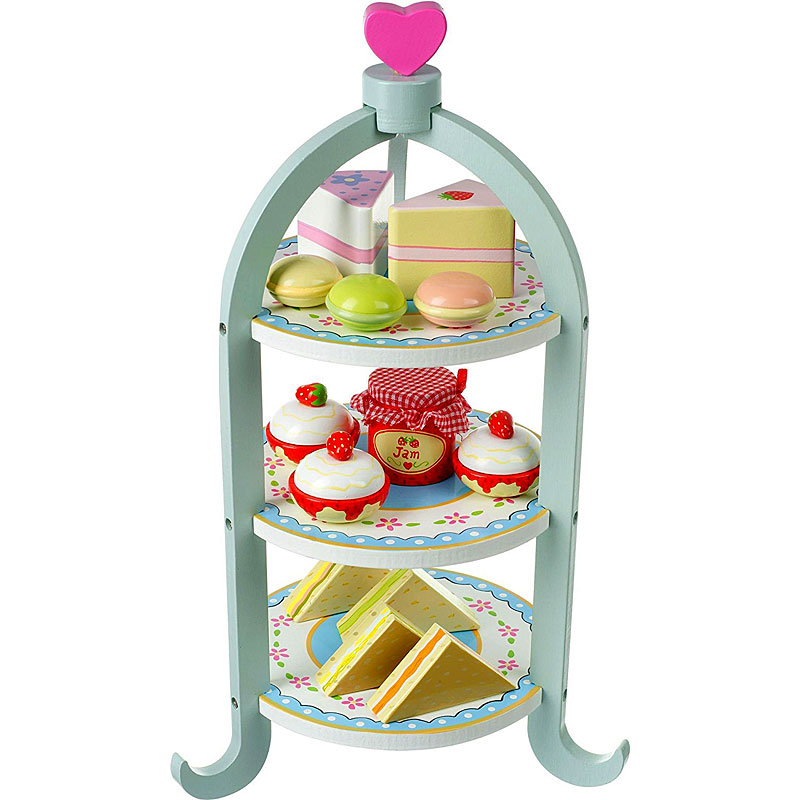 Orange Tree Toys Wooden Afternoon Tea Set Reviews
