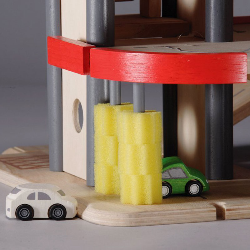Plan Toys 6227 Parking Garage