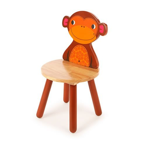 John Crane Tidlo Wooden Monkey Baby Chair