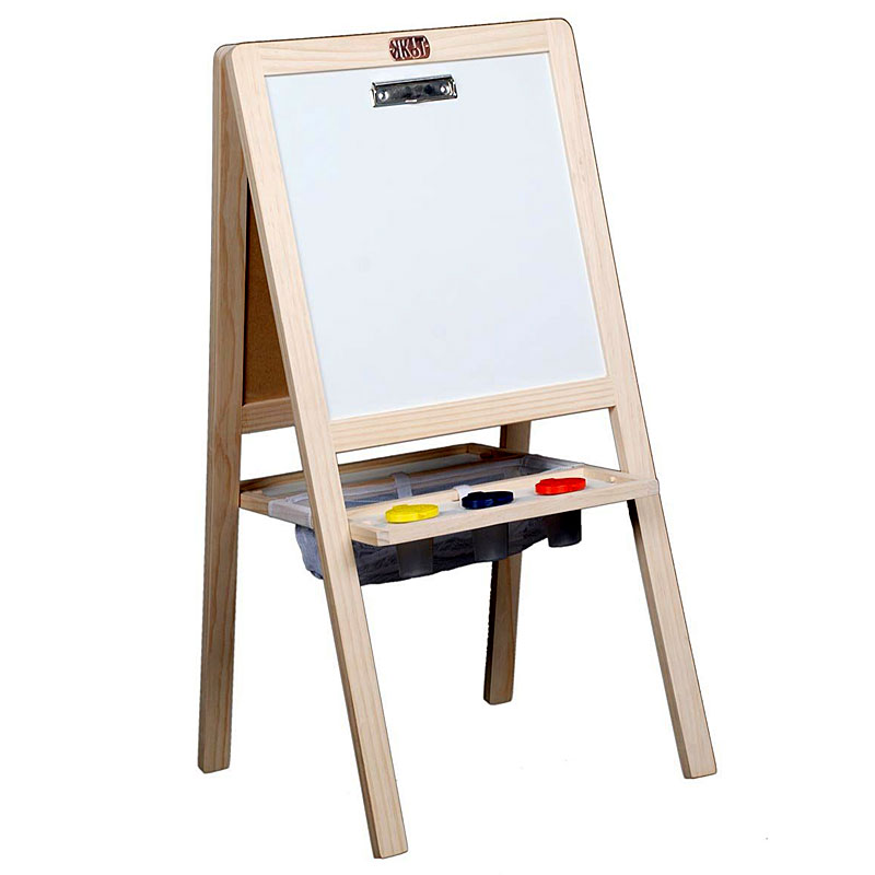 Tikk Tokk 4-in-1 Boss Junior Wooden Child Easel Reviews