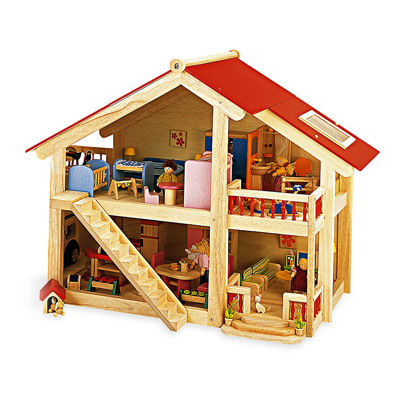 John Crane Pintoy Woodlands Dolls House Review